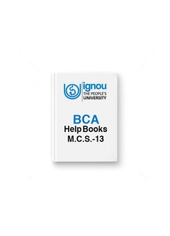 IGNOU MCS-13 Discrete Mathematics