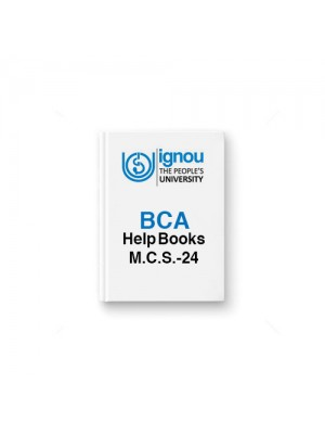 IGNOU BCA MCS-22 Operating System Concepts & Networking Management