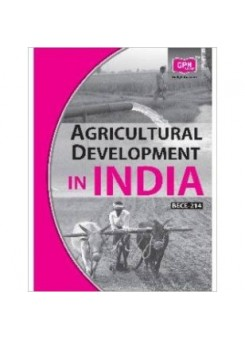 IGNOU : BECE-214 Agricultural Development in India  (English)