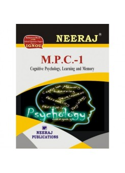 MPC-1 Cognitive Psychology, Learning and Memory