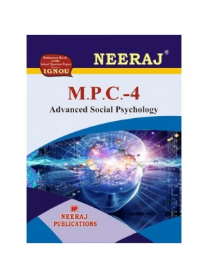 MPC-4 Advanced Social Psychology
