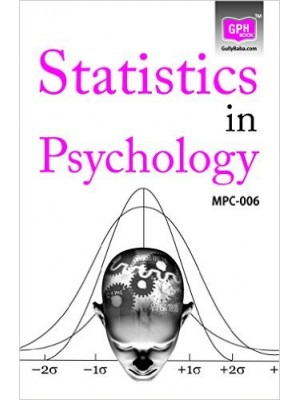 MPC-6 Statistics in Psychology -GPH Publication