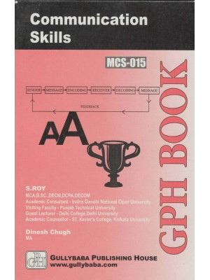 MCS-15 Communication Skills -GPH Publication