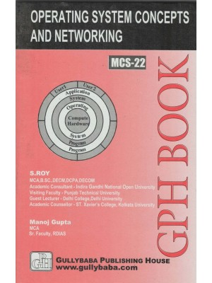 MCS-22 Operating System Concepts & Networking Management - GPH Publication