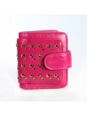 Fashion Star Classy Pink Wallet for Women
