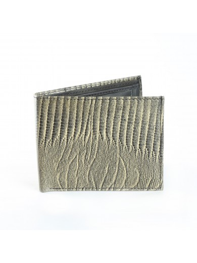 Fashion Star Cyprus Green Stylish Leather Biofold Wallet
