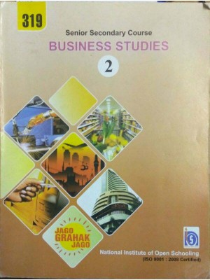 NIOS-319 Business Study in English Medium - PART-2