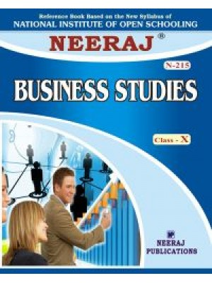 NIOS - 215 Business Studies - Guide Book For Class 10th - English Medium
