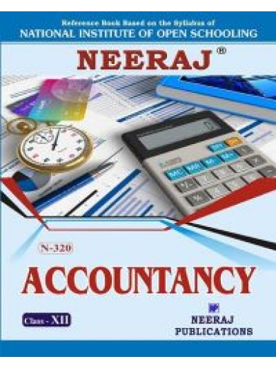 N-320 Accountancy in English Medium- 12th Class