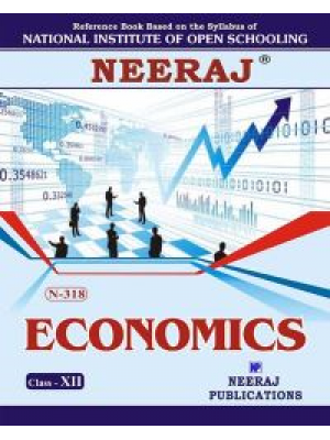 NIOS - 318 Economics - Guide Book For Class 12th - English Medium
