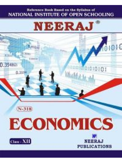 N-318 Economics Class-12th - (ENGLISH MEDIUM)