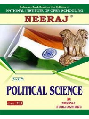 N-317 Political Science in English medium - NIOS 12th Class