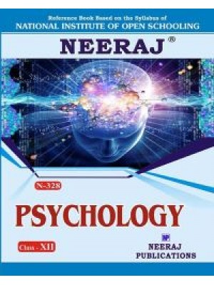 N-328 Psychology in English Medium - 12th Class