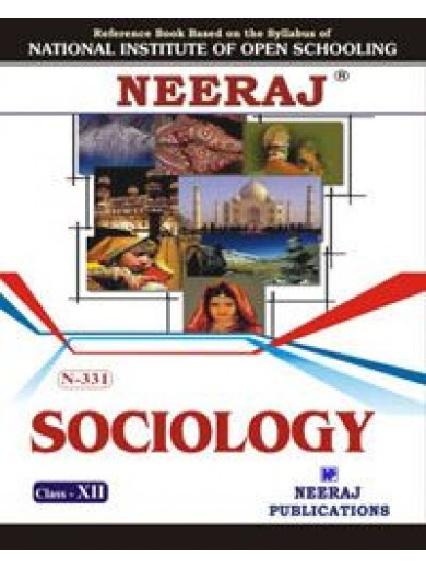 N-331 Sociology in English Medium | New Edition 2018, NIOS 12th Class