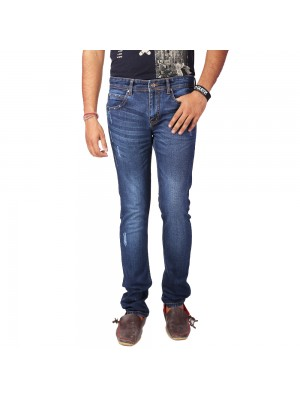 ReFocus Blue Casual Jeans for Men