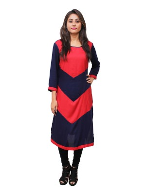 Magnogal Blue Kurti For Women RS7600-X
