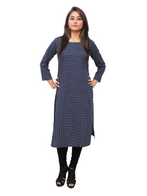 Magnogal Blue Kurti For Women RS-7700-C