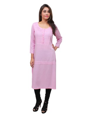 Magnogal Pink Kurti For Women RS-7700-E