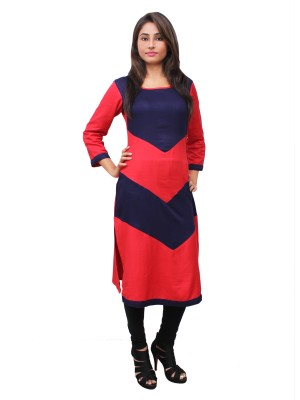 Magnogal Multi-Coloured Kurti For Women RS-7700-M
