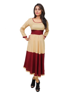 Magnogal Multi-Coloured Kurti For Women RS-7700-W