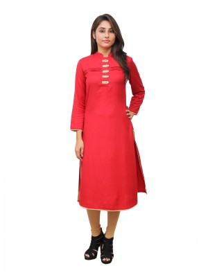 Magnogal Red Kurti For Women RS-7700-X