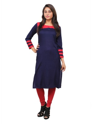 Magnogal Blue Kurti For Women RS-7800-R