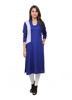Magnogal Blue Kurti For Women RS-7800-S