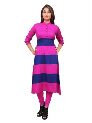 Magnogal Multi-Coloured Kurti For Women RS-7800-T