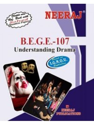 BEGE - 107 Understanding Drama - IGNOU Guide Book For BEGE107