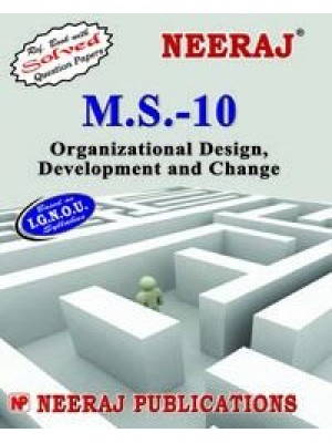 MS-10 Organisational Design Development & Change