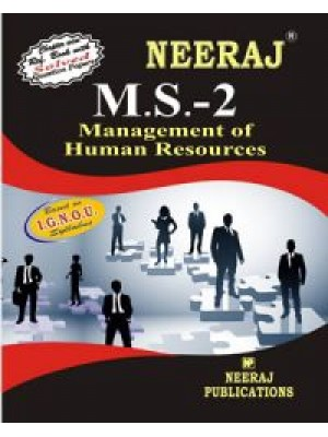 IGNOU : MS - 2 Human Resources & Management