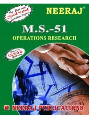 IGNOU : MS - 51 Operations Research
