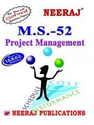 IGNOU : MS - 52 Project Management