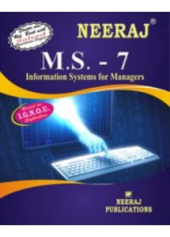 IGNOU : MS - 7 Information System For Managers