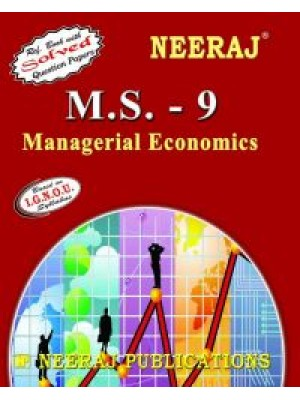 IGNOU : MS - 9 Managerial Economics