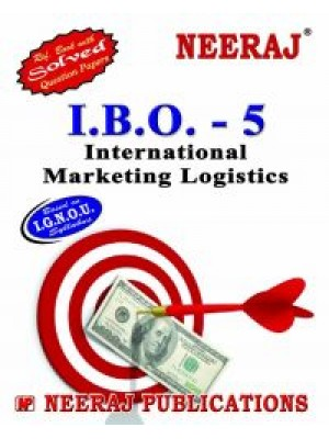 IGNOU : IBO-5 International Marketing Logistics (ENGLISH)
