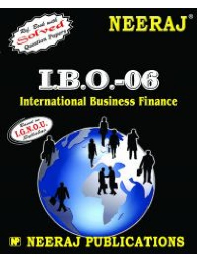 IBO-6 International Business Finance (ENGLISH)