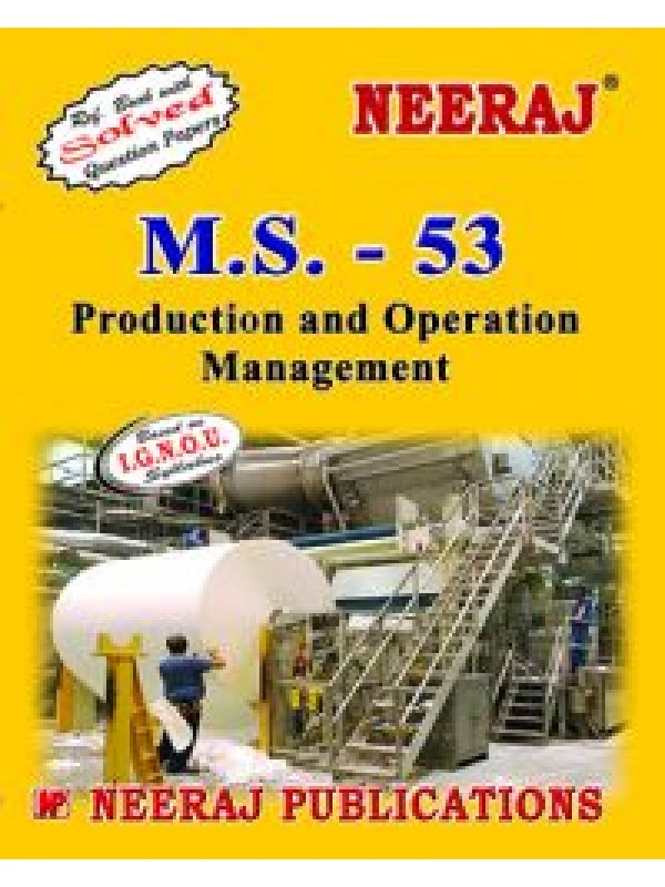 production operation assignment Production & operations management - mgt613 fall 2006 assignment 06 solutiondoc production & operations management - mgt613 fall 2007 assignment 01doc production & operations management - mgt613 fall 2007 assignment 02doc.