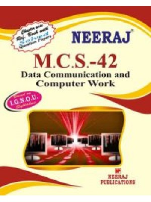 IGNOU: MCS - 042 Data Communication & Computer Network