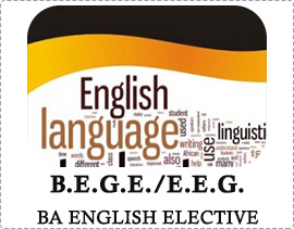 IGNOU BA BEGE-English Elective Solved Assignments