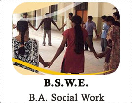 BSW ignou bachelor of social work Books banner