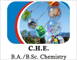 IGNOU Books - B.sc CHE Chemistry exams BOOKS