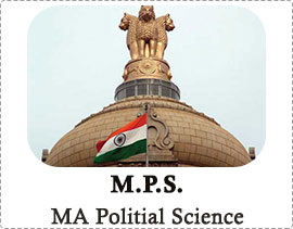 IGNOU BOOKS - MA Political Science Course Guides Books