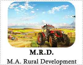 IGNOU MARD-Master of Arts - Rural Development - Solved Assignments