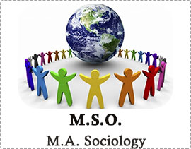 IGNOU MSO-MA SOCIOLOGY-SOLVED ASSIGNMENTS