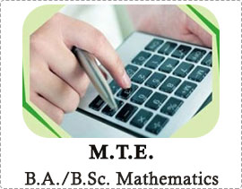 ignou bsc maths MTE books