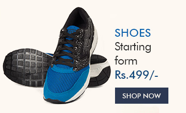 Running sports shoes Rs. 499/-